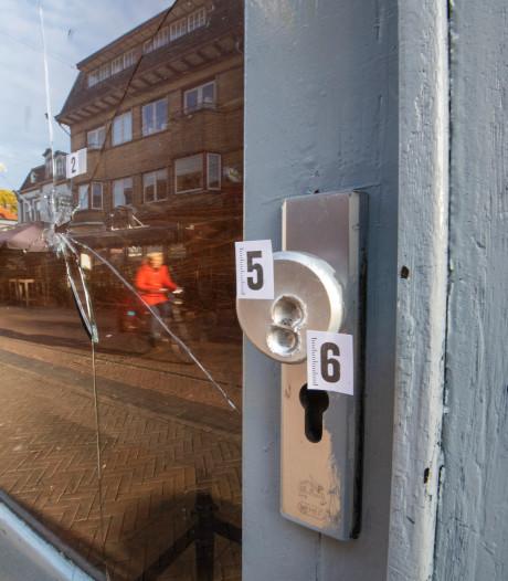 Videobeelden van beschieting City Club in Apeldoorn geven details daders