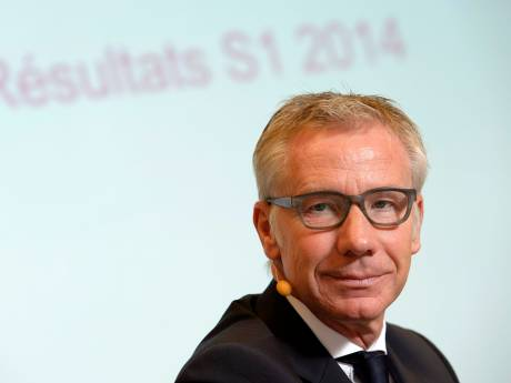 Le CEO de Belfius présente ses excuses après ses propos polémiques sur les faillites