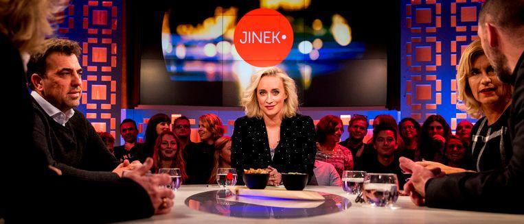 Eva Jinek. Beeld Anp