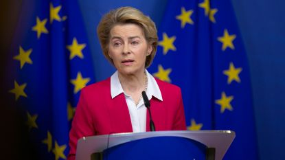 Von der Leyen waarschuwt Britten voor zwak partnerschap als ze te hard afwijken van Europese regels