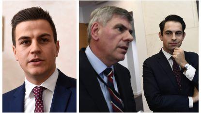 Vlaams Belang trekt met mix van vertrouwde en jonge lijsttrekkers naar de kiezer