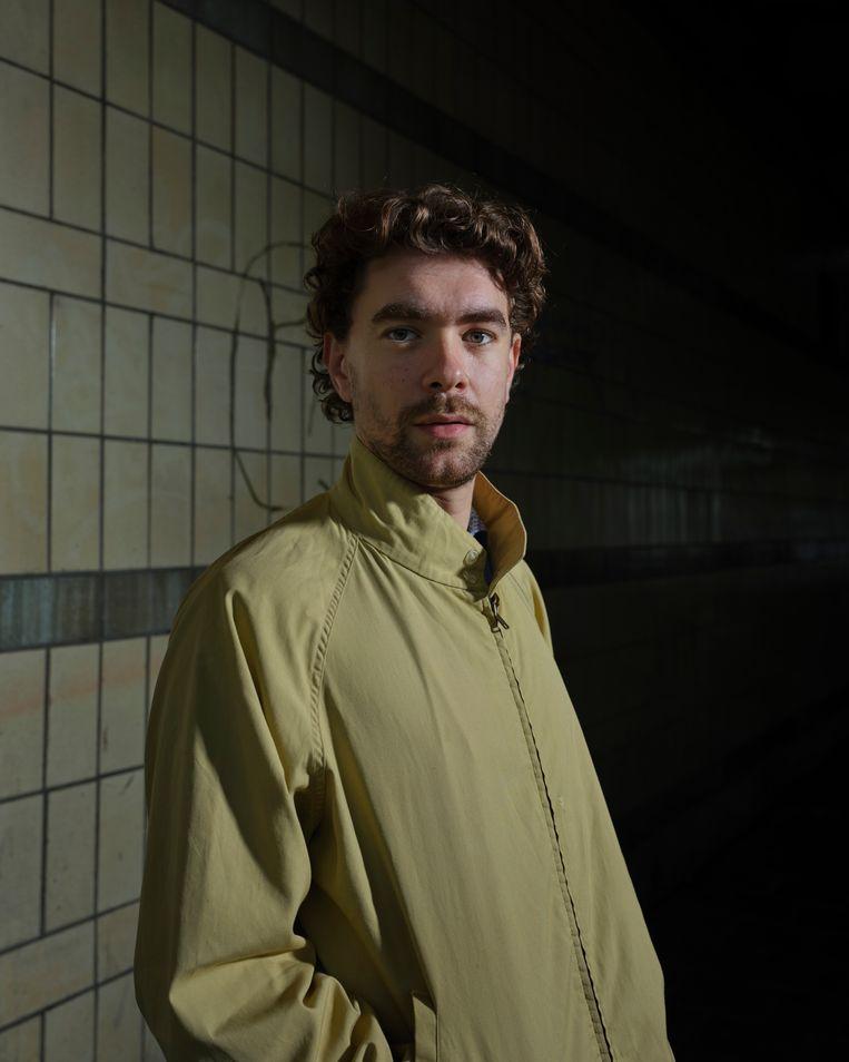 Acteur Bram Suijker.  Beeld Erik Smits