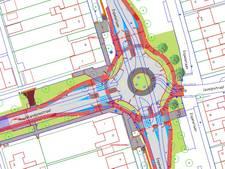 Verkeershinder in Emmeloord door aanleg rotonde