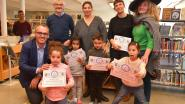 Anderstalige kindjes worden echte boekenwurmen dankzij Boekenstoet