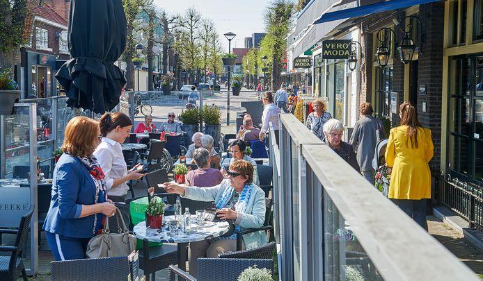De Marktstraat in Uden gaat dit jaar op de schop.