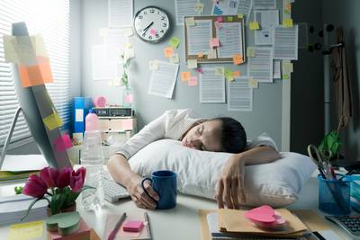 Niet zo productief vandaag? Doe een dutje