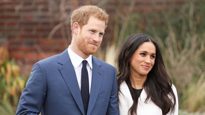 Prince Harry en Meghan Markle leerden elkaar kennen tijdens een blind date