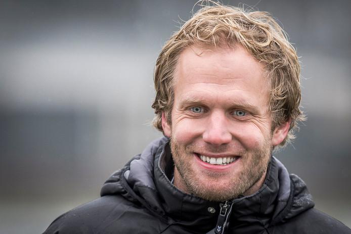 Niek Loohuis loodste FC Twente onder 19 naar de titel.