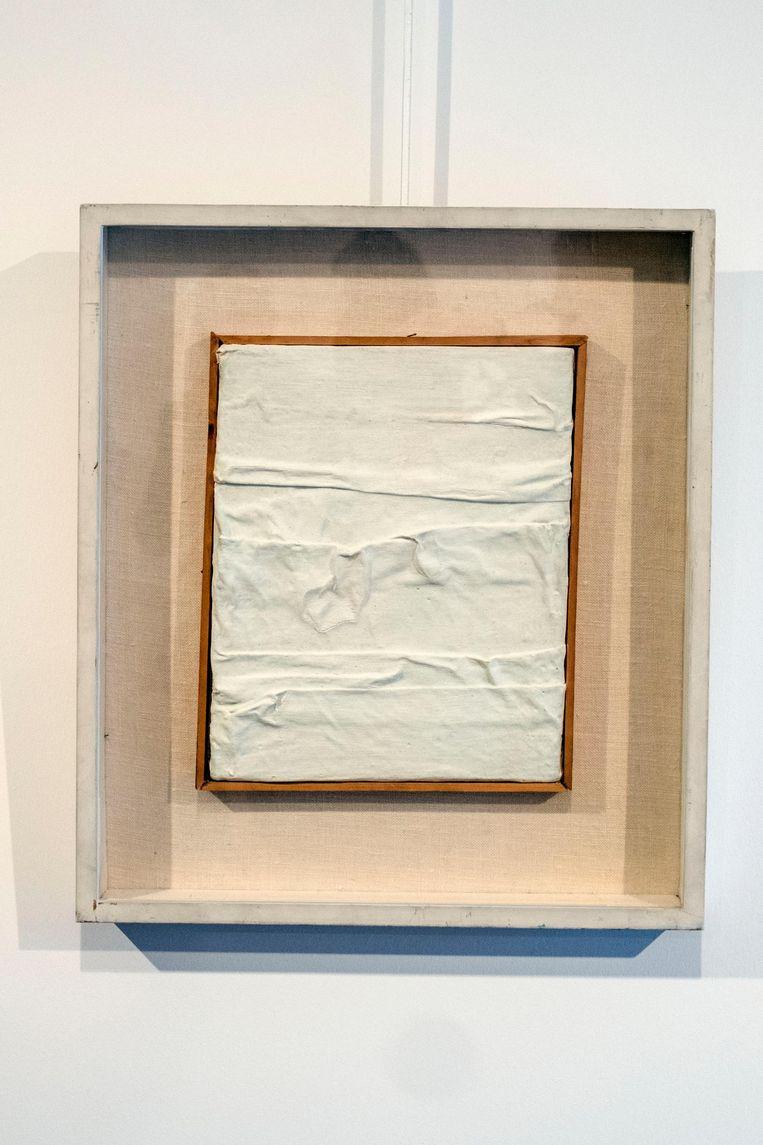 Dit werk van Piero Manzoni wordt geschat op 350.000 tot 400.000 euro.