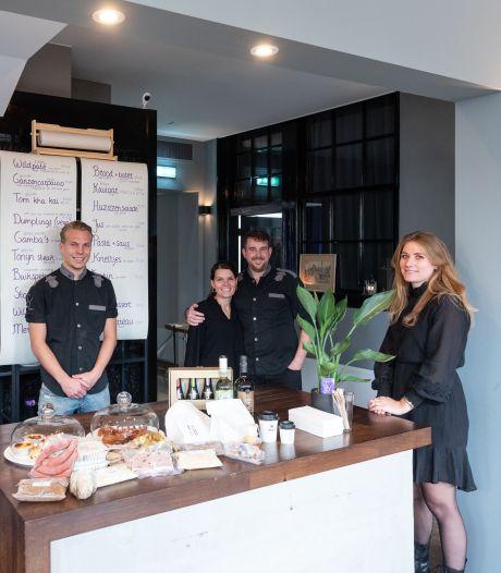 Amersfoorts restaurant omgedoopt tot delicatessenwinkel: 'We geven ons niet gewonnen, nooit'