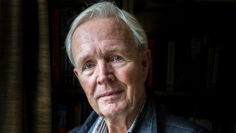 Jan Terlouw. Beeld Koen Verheijden