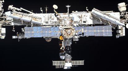 Computerprobleem in Internationaal Ruimtestation ISS van de baan