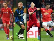 Wie was dit decennium de beste voetballer van Nederland?<br>
