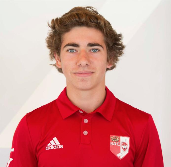 Het Belgische talent Thibeau Stockbroekx tekende voor twee seizoenen bij Oranje-Rood