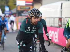 Langste etappe na protest van renners met 100 kilometer ingekort