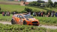 Brits kampioenschap in Ypres Rally