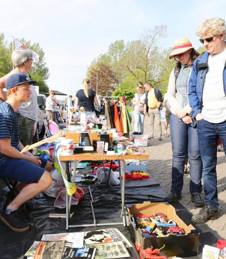Kofferbakverkoop Culemborg voorproefje op komende vrijmarkten