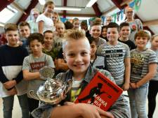 Wordt Bas de beste voorlezer van Nederland?