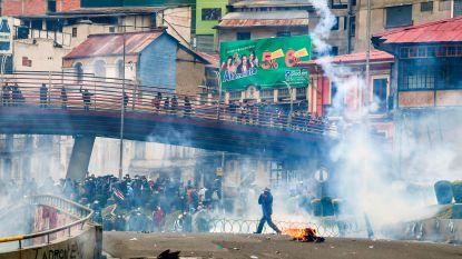 Boliviaanse partijen bereiken akkoord over nieuwe verkiezingen in poging politieke chaos te keren