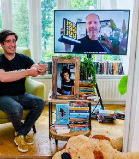 Schrijver Buddy Tegenbosch uit Eindhoven wint Prijs van de Jonge Jury