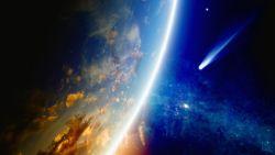 """""""Aarde werd 12.800 jaar geleden geraakt door fragmenten komeet en impact was erger dan die van asteroïde die dino's uitroeide"""""""