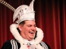 Frank Snijders voor derde jaar Prins Carnaval