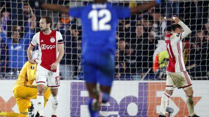 Getafe sleurt Ajax mee in val - Kamada (ex-STVV) vloert Salzburg met hattrick