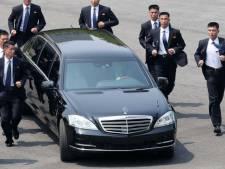 'Kim Jong-un kreeg gepantserde Mercedessen illegaal geleverd via Rotterdam'