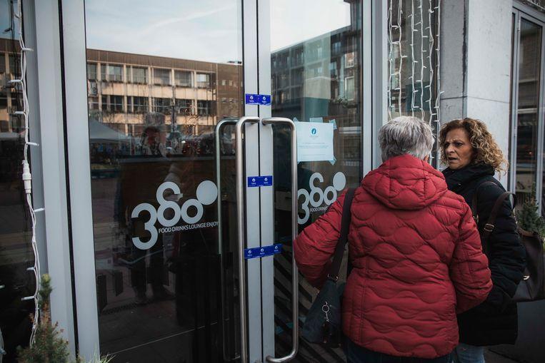 Brasserie 360 in Genk gesloten na politie-inval.
