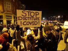 """Les organisateurs de la manifestation samedi à Liège dénoncent la """"répression"""""""