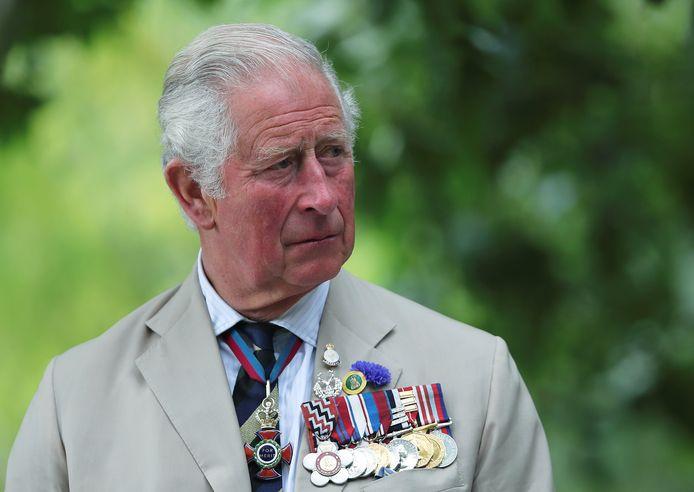 Le prince Charles.