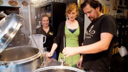 """Brouwerij Koelschip maakt koekjes van 'draf', goedje dat overblijft na het brouwen. """"Bierkoekjes zijn het zéker niet."""""""