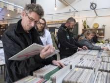 Eerste platenbeurs in Almelo voor herhaling vatbaar