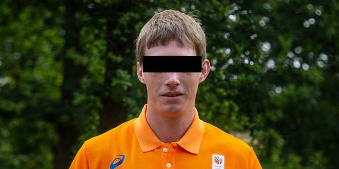 Roelf B. is in Hongarije opgepakt wegens drugshandel.