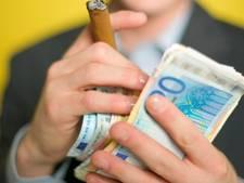Veel miljonairs in Neerijnen, Buren en Geldermalsen