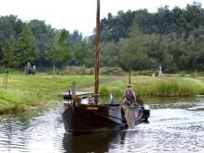 Bekijk de Regge vanaf oever en water in Rijssen