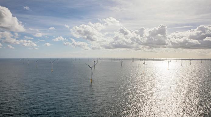 Van Oord was eerder betrokken bij het Gemini Offshore Windpark, op bijna 85 kilometer uit de kust van Groningen.