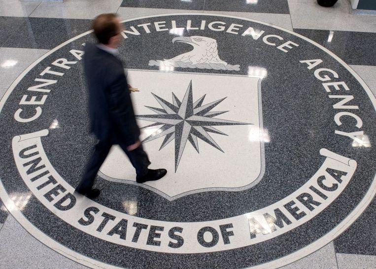 Het CIA-hoofdkwartier in Langley, Virginia. Beeld anp