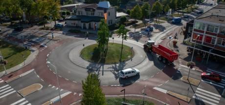 Camera's meten effect 'intelligente' Hardenbergse rotonde
