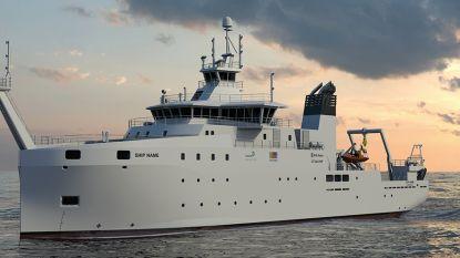 Opvolger onderzoeksschip Belgica gaat 53,7 miljoen euro kosten