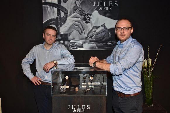 De broers Arnaud en Gauthier Vandeputte hebben de droom van hun opa Jules waargemaakt.