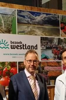 Bezoek Westland: later zien wat het oplevert