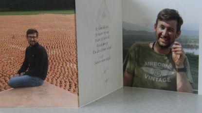 Afscheid van Kevin (38), slachtoffer van ontplofte obus, met claxon