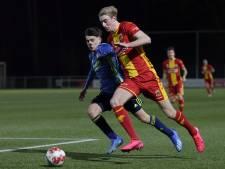 Jong GA Eagles verpest avond van Maatman met verlies tegen Feyenoord