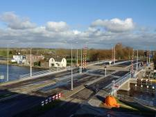 Groot onderhoud aan Burgemeester Crolesbrug in Bodegraven