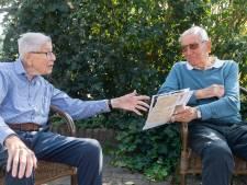 Na 80 jaar ontmoeten jeugdvrienden elkaar weer in Udenhout: 'De leuke dingen moet je onthouden'