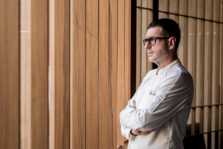 Chef-kok Ricard Camarena