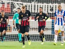 Heerenveen verslaat voor tweede keer in vijf dagen Excelsior