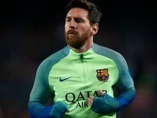 'Messi heeft zes maanden geleden al bijgetekend'