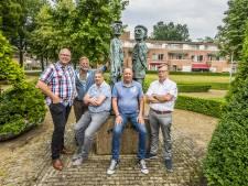 Bommen Berend keert één dagje met veel geweld terug naar Overdinkel